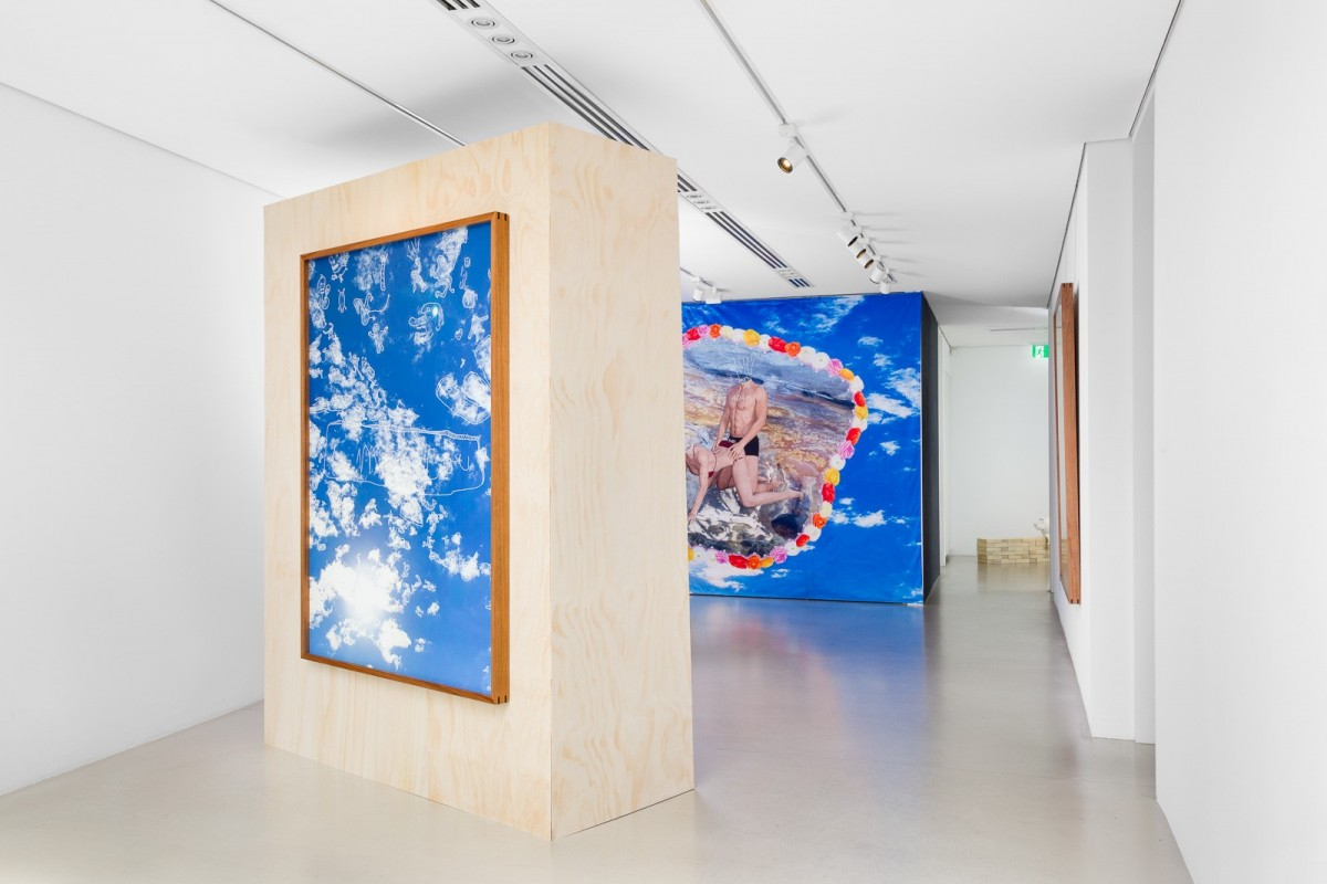 Jackson Farley, TESTAMENT XXXXXXVIIII, Install 5, 2020, Stanley Street Gallery, Photo Brett East