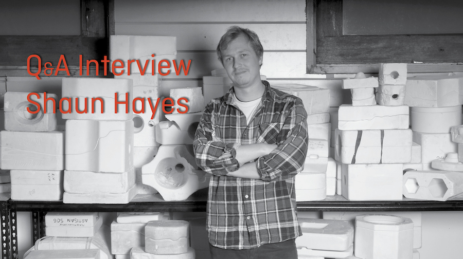 Q&A Interview - Shaun Hayes