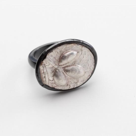 Ephemeral ring (flat top)