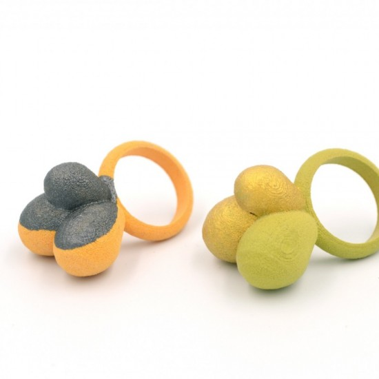 3D Printed Nylon