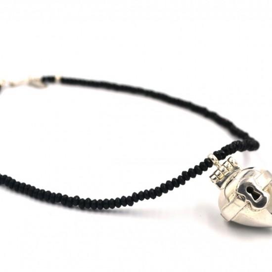 Love lock (key hole Locket Necklace)