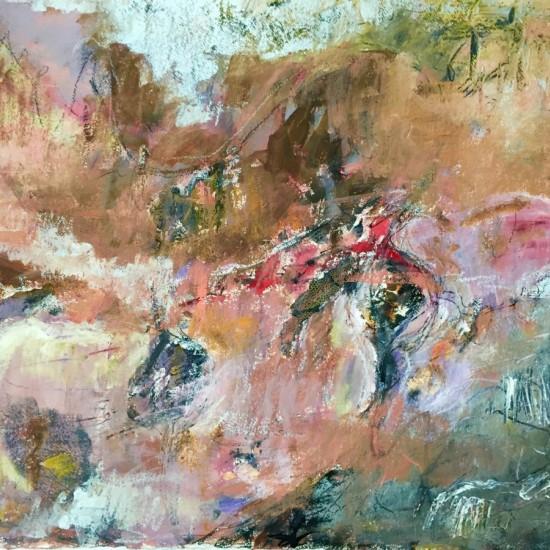 Kymberley Landscape 1 Rock Art Series