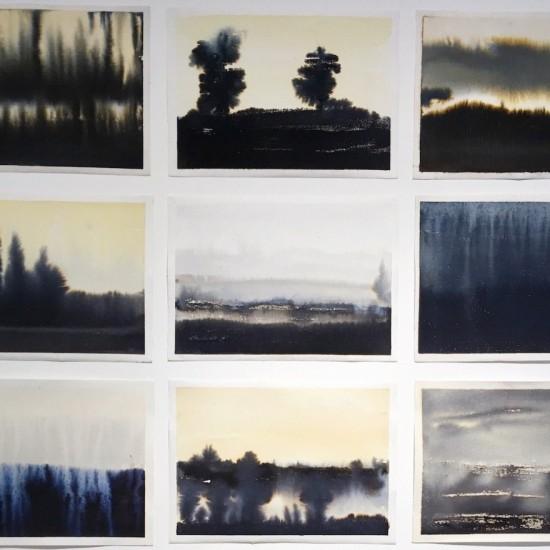 Panel 1 Twilight River Series