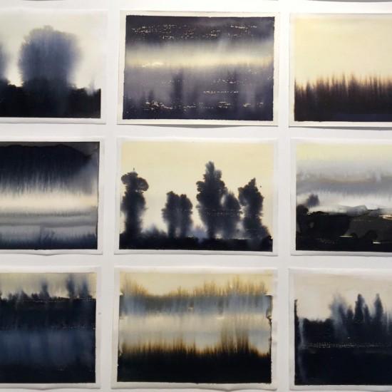 Panel 3 Twilight River series