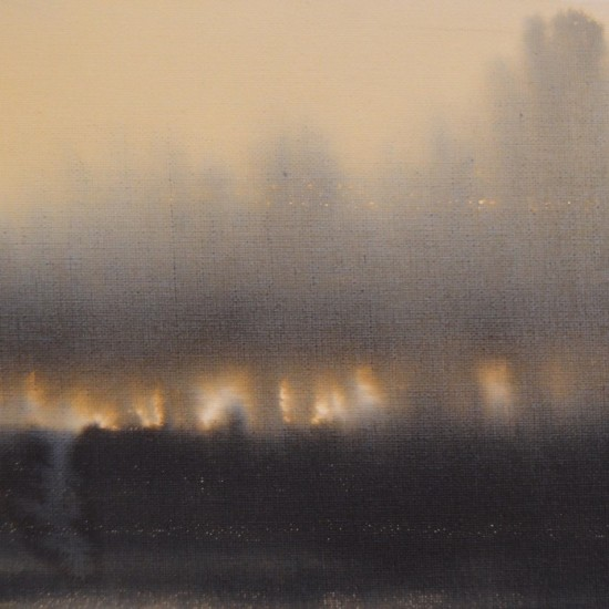 Twilight river 6 (evening on the Hawkesbury)