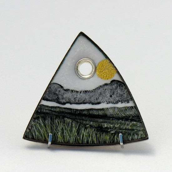 Fragment Earth (Pendant)