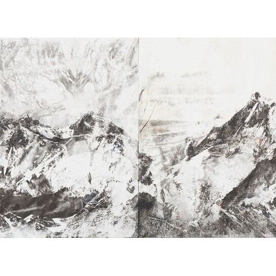 Before and After 1 (Diptych)