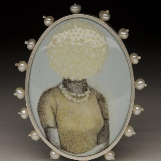 A Lady Wears Pearls