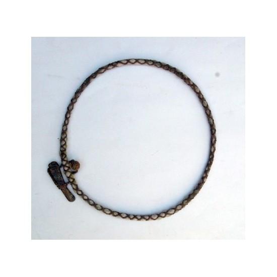 Black Pacha - Test Piece (simple circle necklace)
