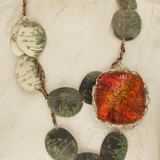 Day and Night (Necklace)