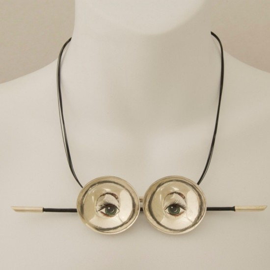 For Your Eyes Only (Necklace)