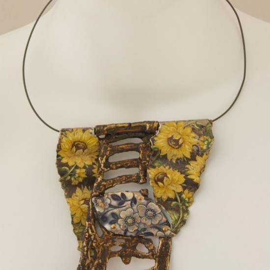 Greeting to Van Gogh (Necklace)