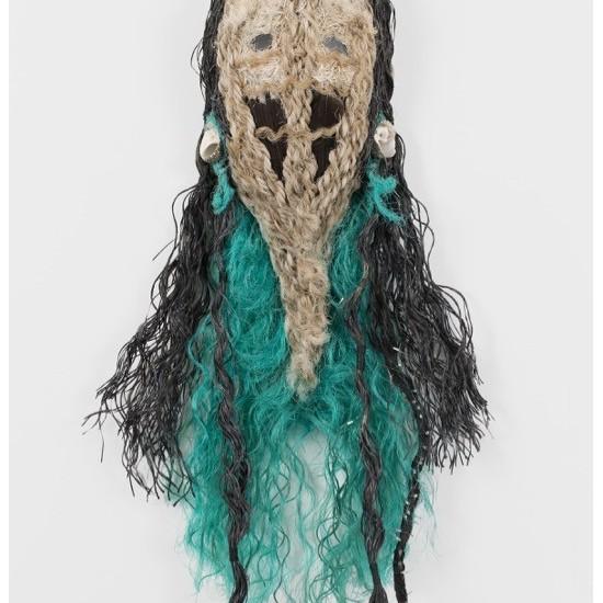 Mask with Bird Sternum