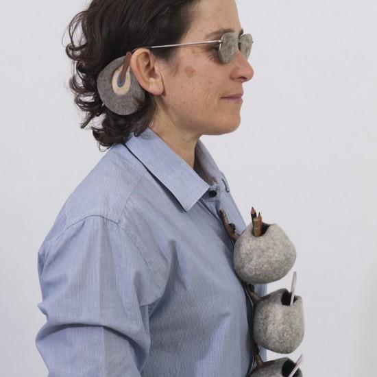 Anita Larkin - Extra Pockets and Peripheral Noise