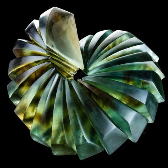 Sea Green Curl