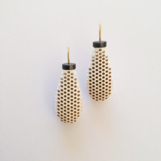 Medium Drop Earrings