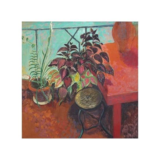Coleus Painting No. 1