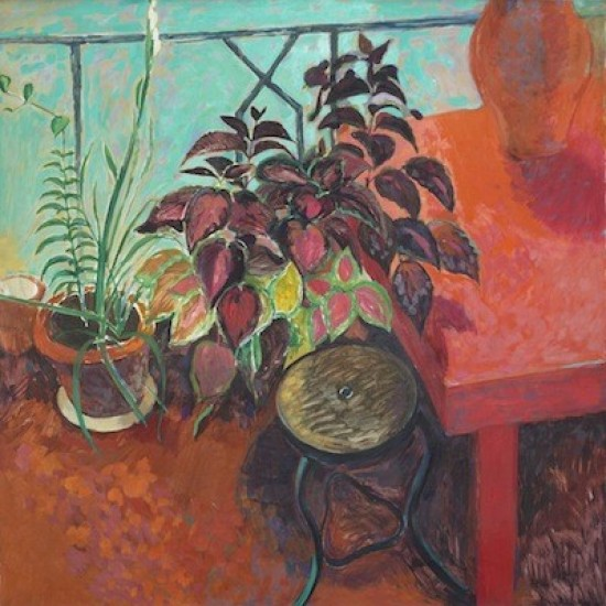 Coleus Painting No. 1