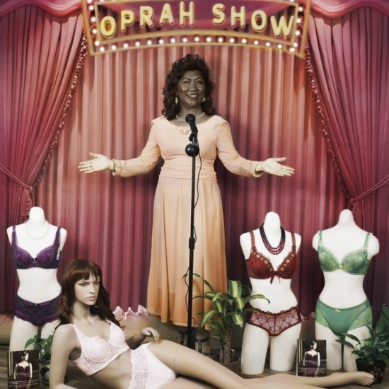 I want to be the oriental Oprah Edition 1/6