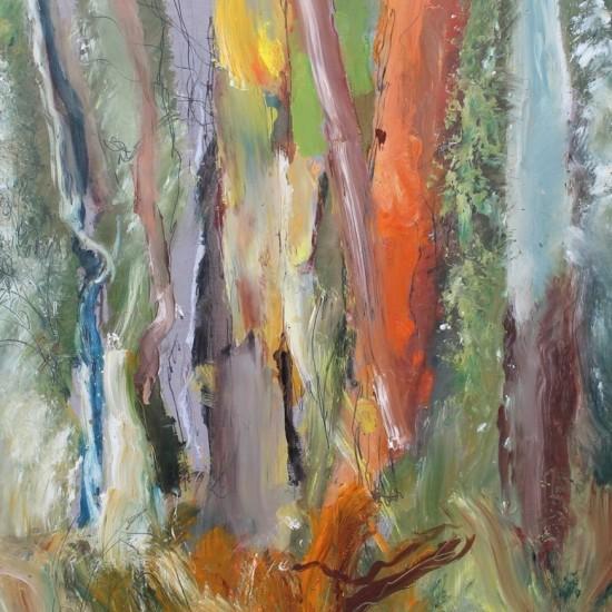 Wollombi Trees 1