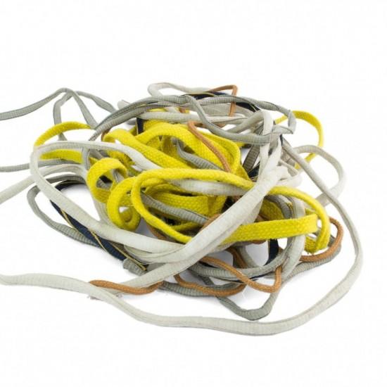 Amelia Pascoe - Old Shoelaces (Necklace)
