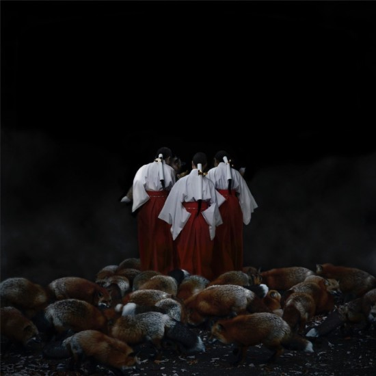 kitsune bi [foxfires] IX 2018