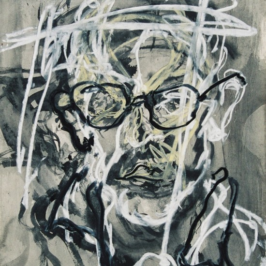 Head With Glasses