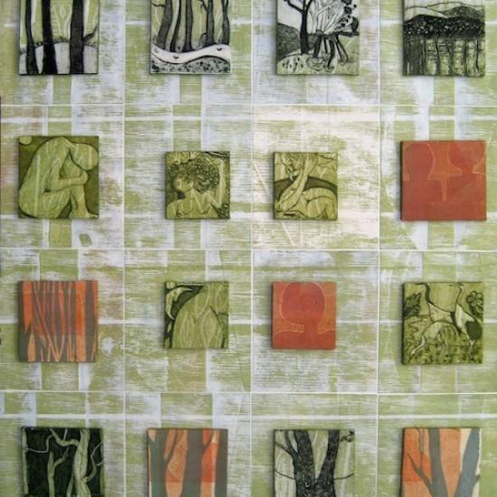 Bernhardine Mueller - Forest Harmony