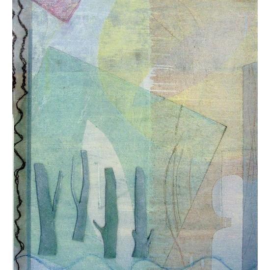 Bernhardine Mueller - Forest Lines