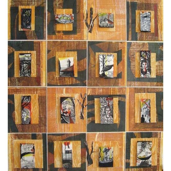 Bernhardine Mueller - Fragments of North Sydney