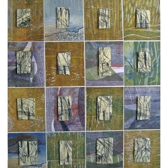 Bernhardine Mueller - Mangroves on the Waters Edge