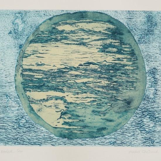 Mirabel FitzGerald - Marbled Sea
