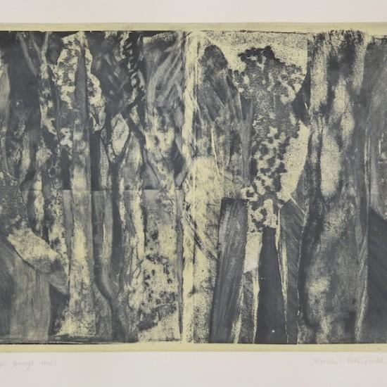 Mirabel FitzGerald - Sea Through Trees