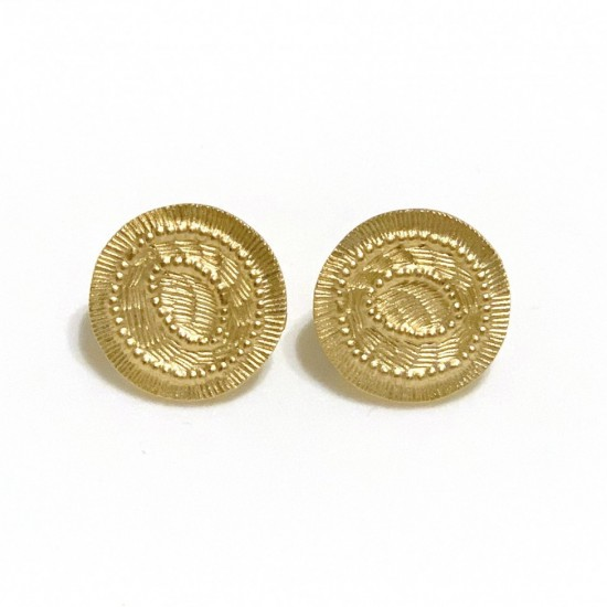 Remnant studs (gold)