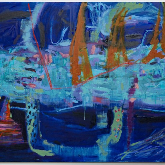 Lapis Lazuli Night Waters   Big Blue Calling