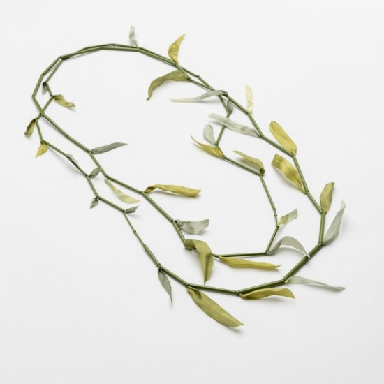 Soft Grass for Kangaroos Necklace