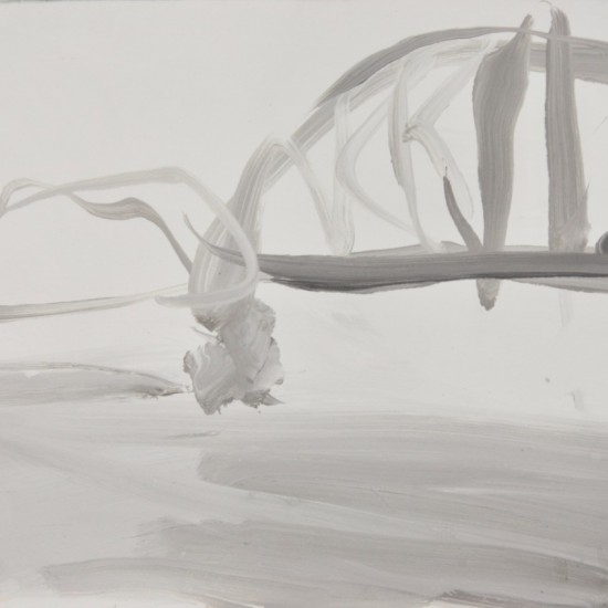 Study for Fog and the Bridge 1