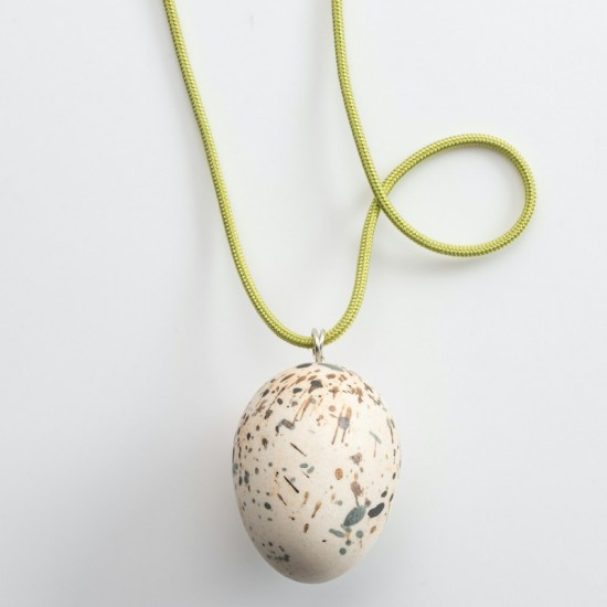Bowerbird egg