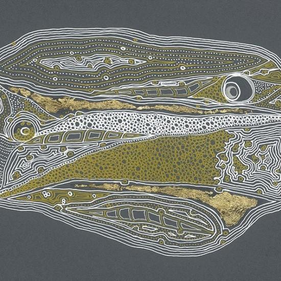 Stone Amphibian III