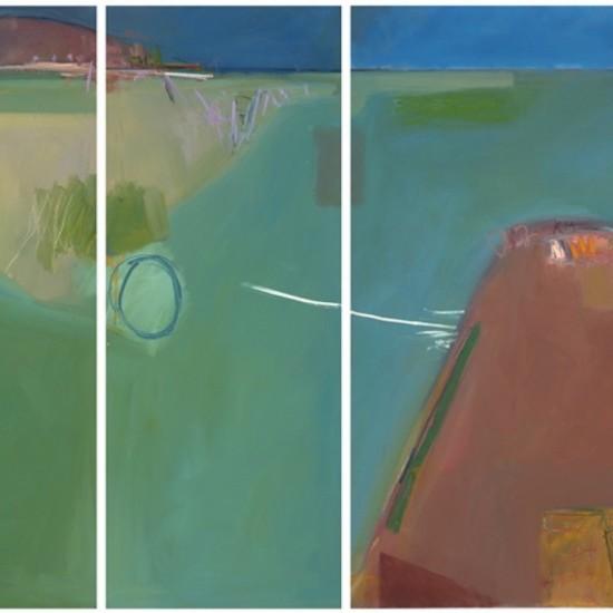 Redhead Cypher Triptych