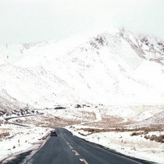 01 Lindis Pass in snow