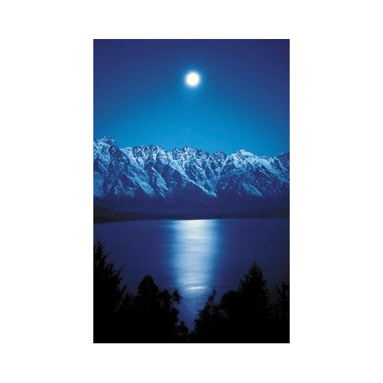 21 Moonover the Remarkables