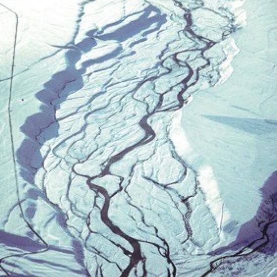 23 Ahuriri River in snow
