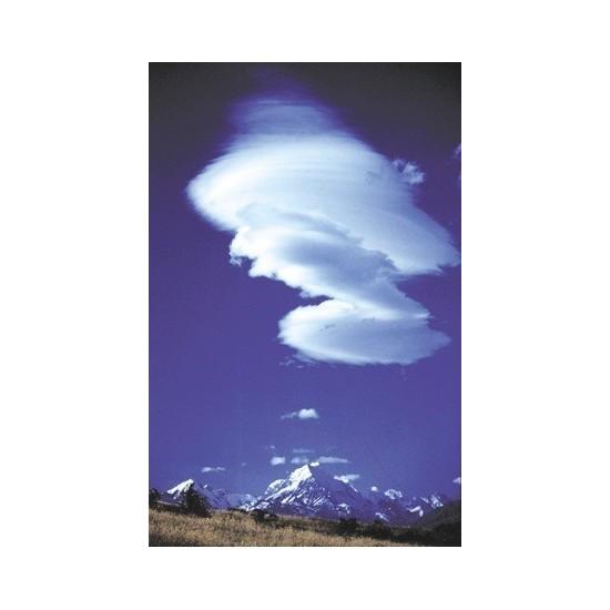 26 Magic cloud above Mt Cook