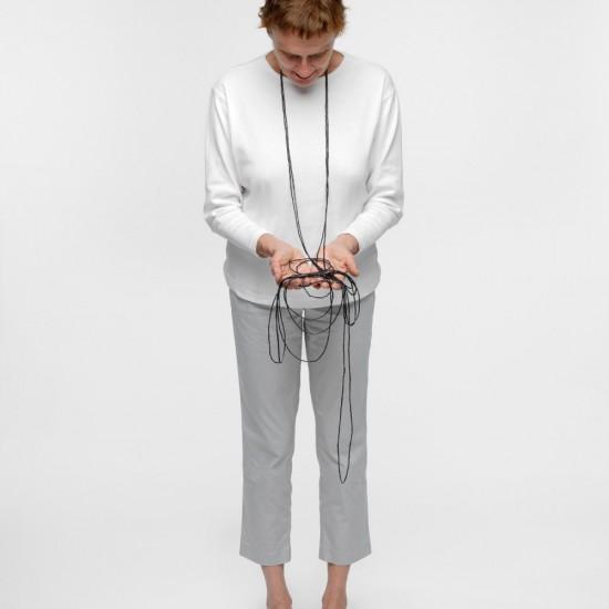 Julie Blyfield - Toil Neck piece