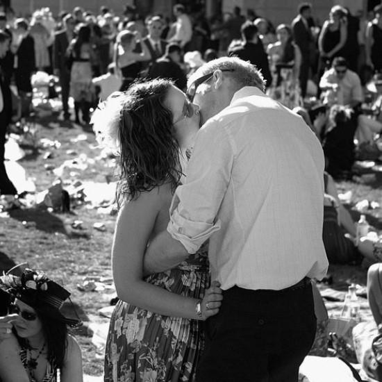The Kiss - Flemington, Victoria 2006