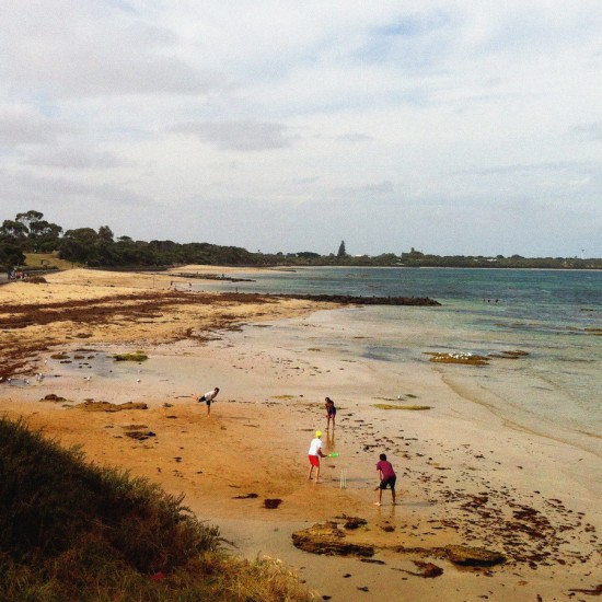 The Cricketers - Point Lonsdale, Victoria, 2013