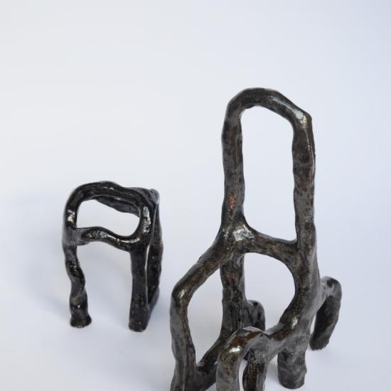 Brigitte Podrasky, Oil Set I, Oil Set II