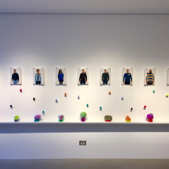 Stanley Street Gallery Rachel Timmins - Unexpected Companions Squeaker series