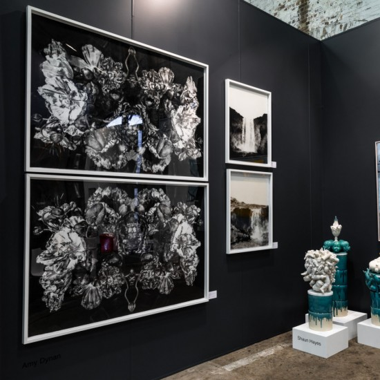 Stanley Street Gallery Installation Sydney Contemporary 2018   Amy Dynan and Shaun Hayes